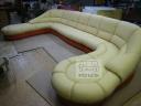 luxusní velké sedací soupravy z kůže na míru zákazníka - 60