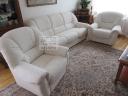 Pohodlná a luxusní kožená sedací souprava - 91