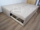 Rozkládací postel na míru - 34