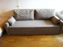 rozkládací pohovky na časté spaní s úložným prostorem- 70