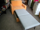 Rozkládací sedačka do obýváku - 28